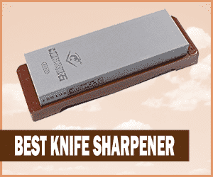 best manual knife sharpener reviews